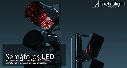 semaforos led